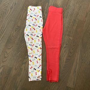 Other - bundle of girl leggings